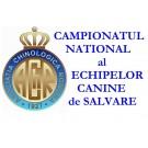 Campionatul national AChR al echipelor canine de salvare Deva - 2012