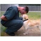 Terapia asistata de animale pentru detinuti – prima oara in Romania